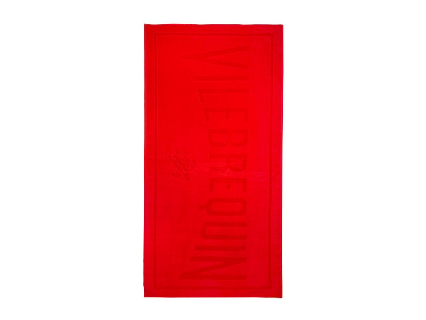 Beach Style + Design Travel Shop red product rectangle angle