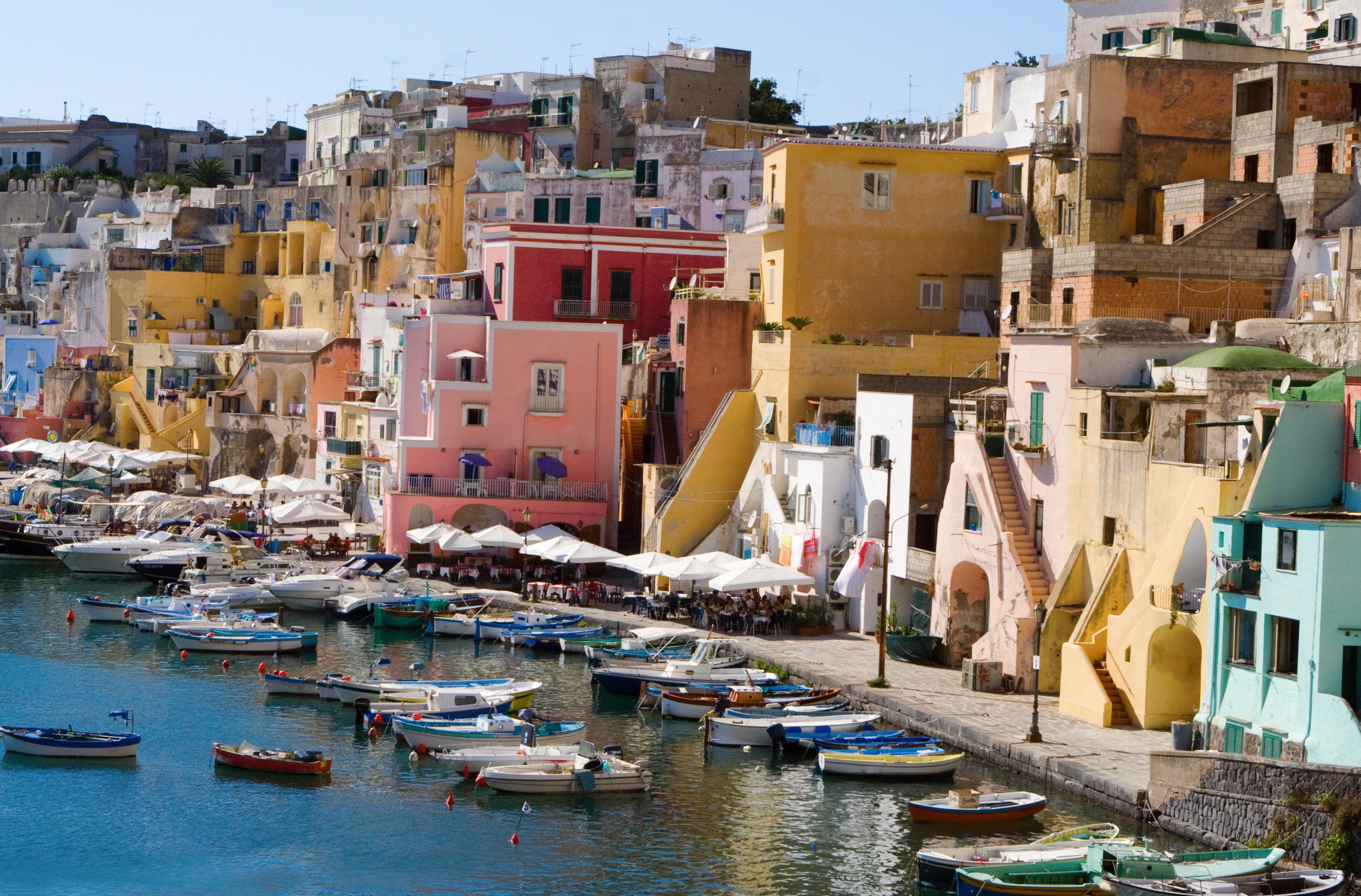 Romance Trip Ideas water Harbor outdoor scene Town City marina port watercraft water transportation Boat tourism sky slum several