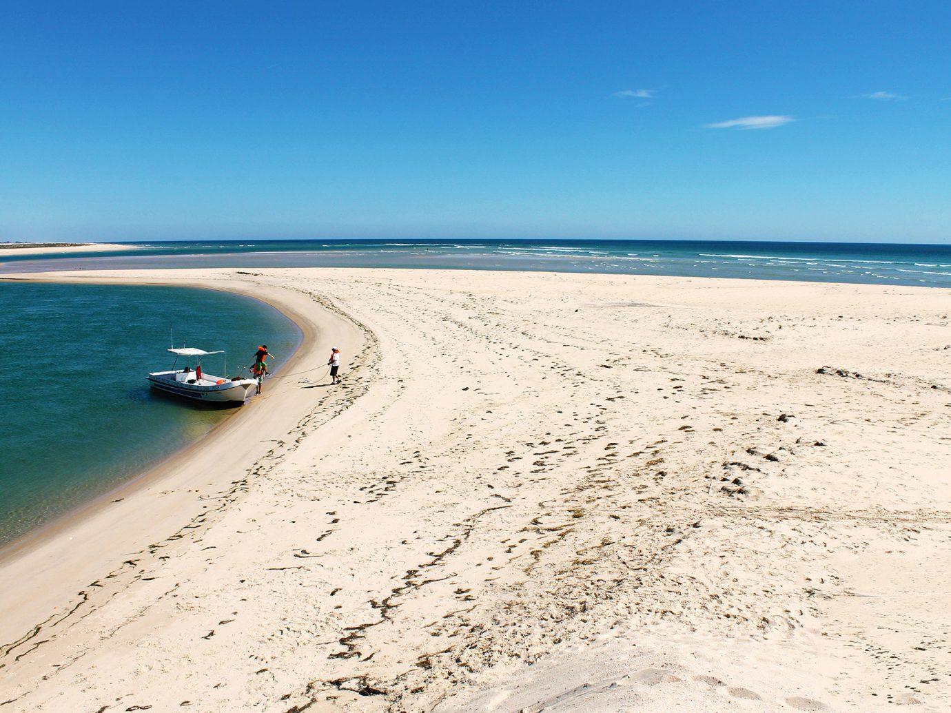 sky water outdoor Nature Beach shore Sea coastal and oceanic landforms Ocean sand horizon Coast vacation wave sandy