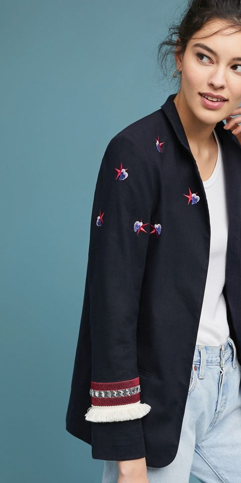 Packing Tips Spring Travel Style + Design Travel Shop person clothing wearing outerwear jacket sleeve uniform blazer professional dressed posing coat
