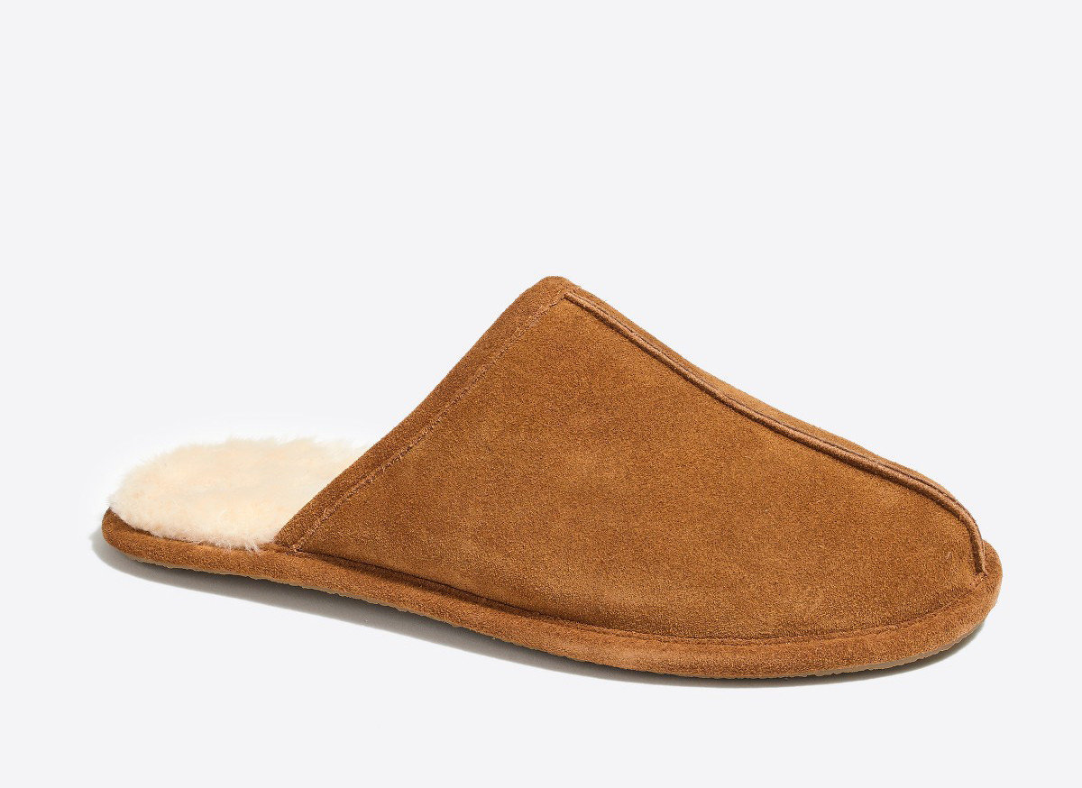 Gift Guides Style + Design Travel Shop footwear shoe slipper outdoor shoe product design suede product walking shoe