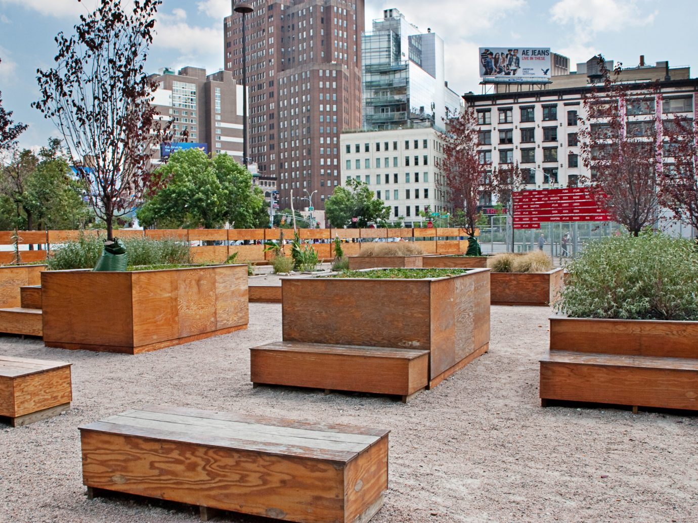 Hotels outdoor ground City public space wall wooden wood walkway brick furniture park backyard Courtyard Garden outdoor structure stone