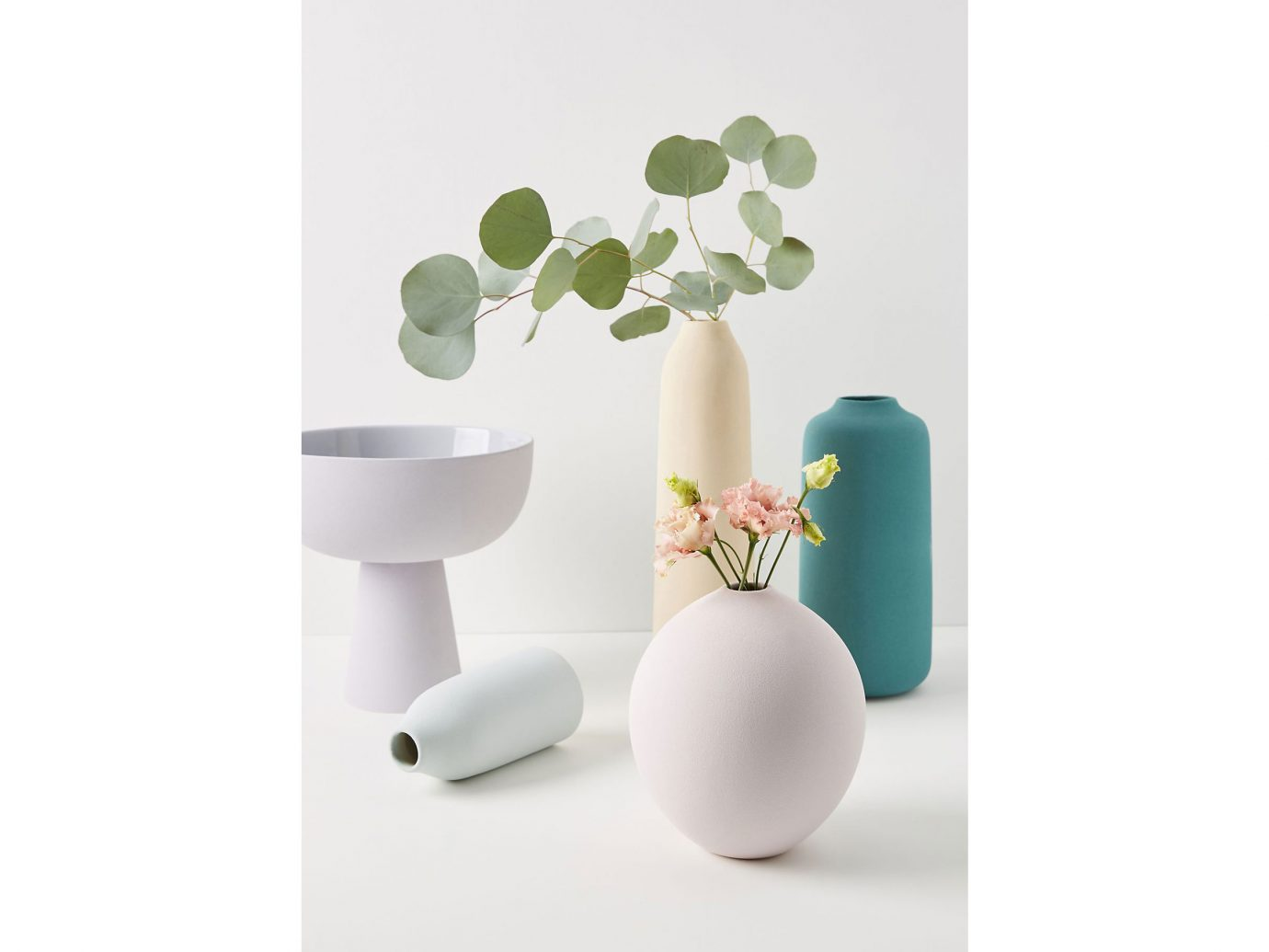 Anthropologie Mia Vases