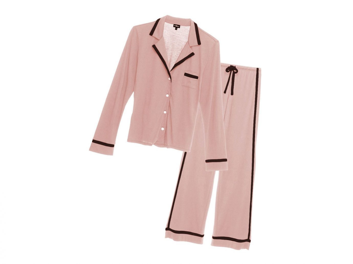 Cosabella Bella Long Sleeve and Pant PJ Set