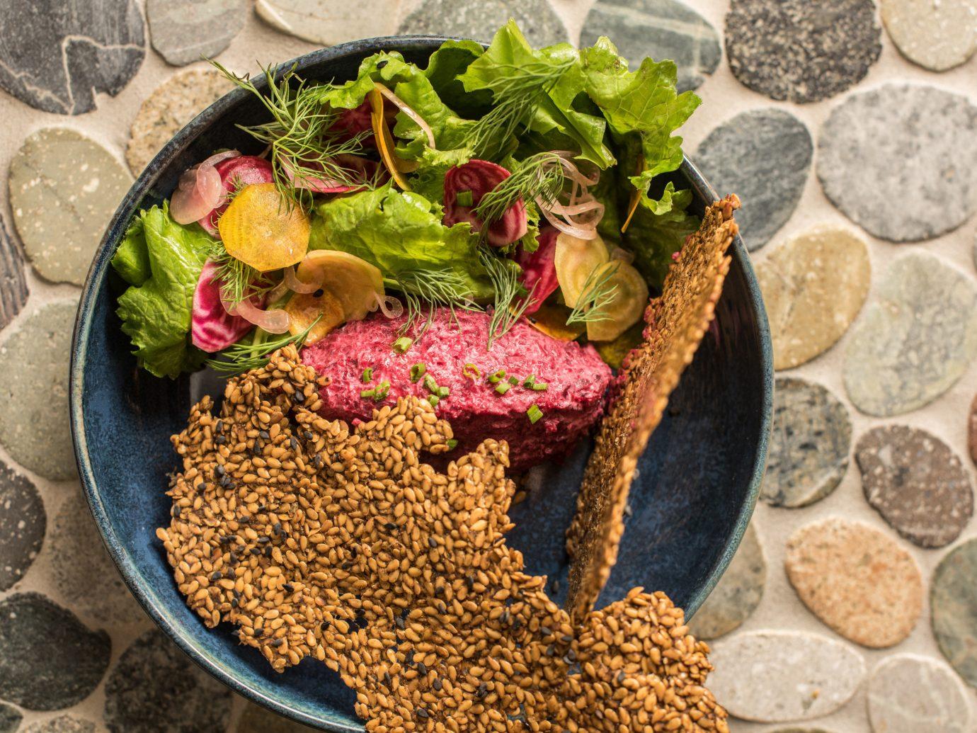 Food + Drink food produce flower vegetable herb several