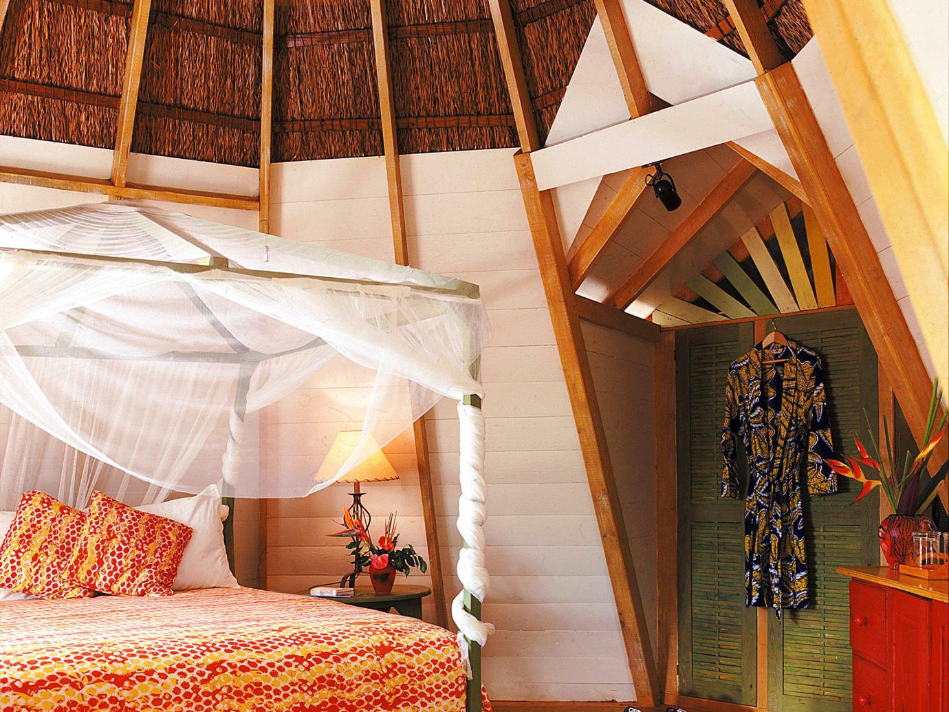 Bedroom At The Caves Hotel Luxury Beach Resort - All Inclusive