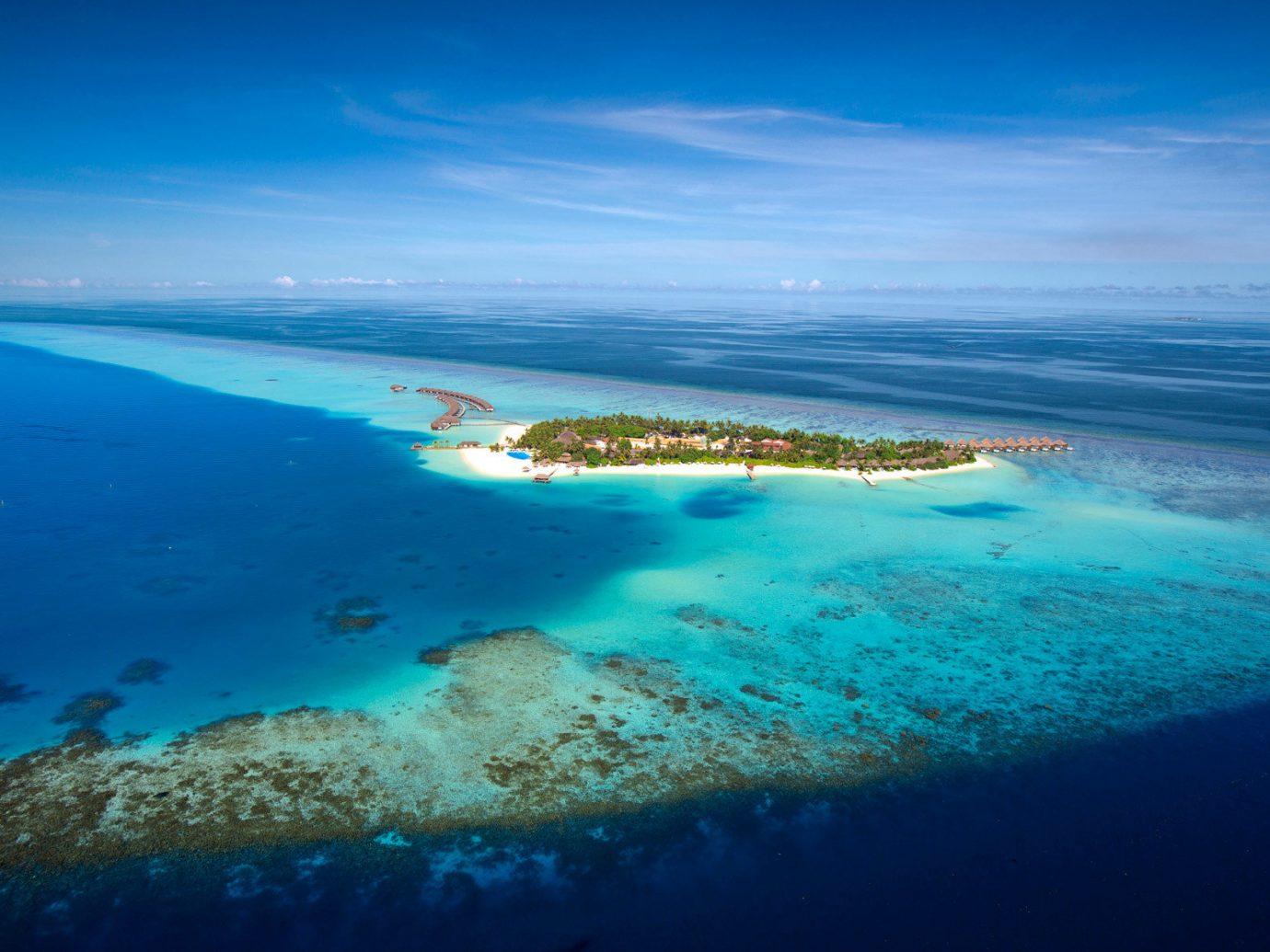 Trip Ideas water Nature reef Sea geographical feature landform Ocean horizon blue archipelago Coast wind wave Beach islet Island atoll wave cape Lagoon bay shore swimming