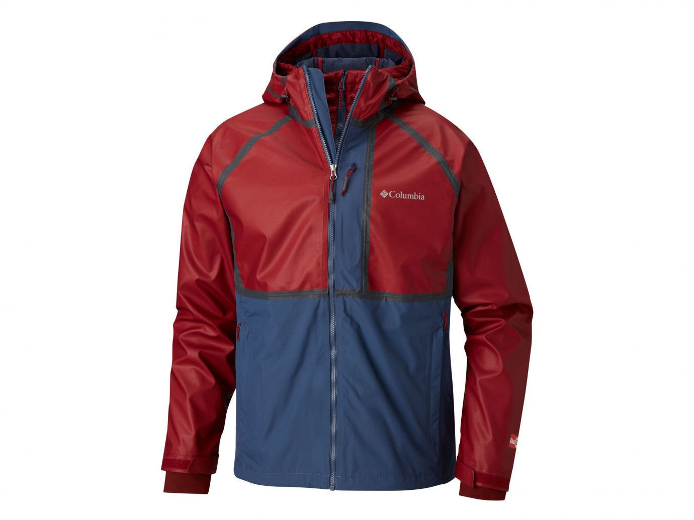News Travel Shop Travel Tech hood red person clothing jacket wearing suit sweatshirt standing outerwear electric blue hoodie polar fleece coat product sleeve puffer dressed work-clothing