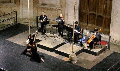 Arts + Culture musician performance art orchestra screenshot