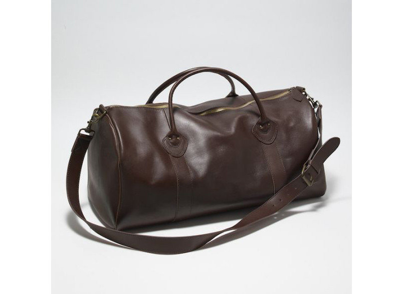 Packing Tips Style + Design Travel Shop bag brown leather product handbag  shoulder bag fashion accessory 1aeee6151d
