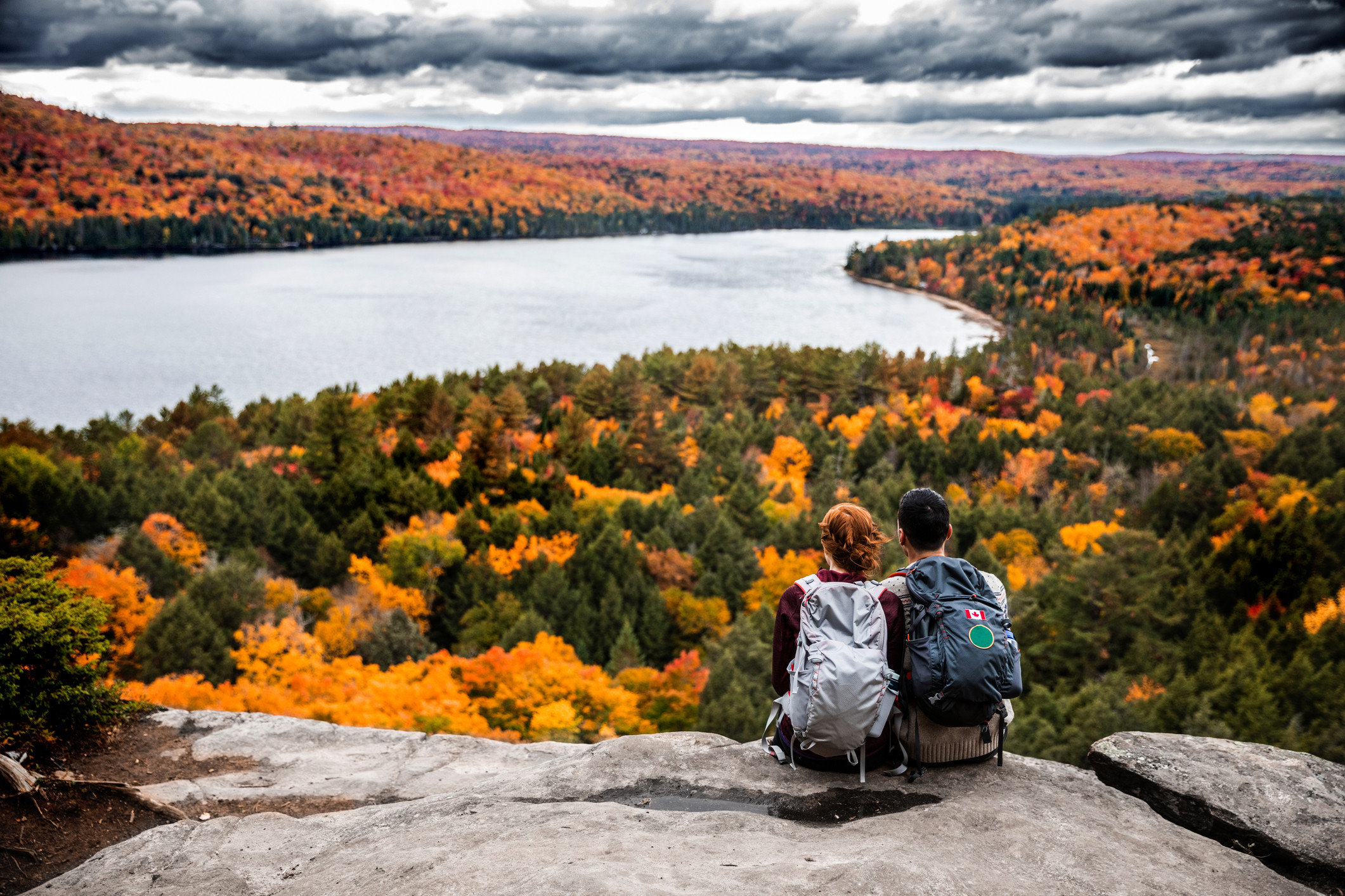 Hotels Packing Tips Travel Tech Travel Tips Trip Ideas tree outdoor Nature wilderness leaf mountain autumn Lake water rock reflection national park sky plant landscape state park fell loch hill recreation tourism ridge tundra River larch