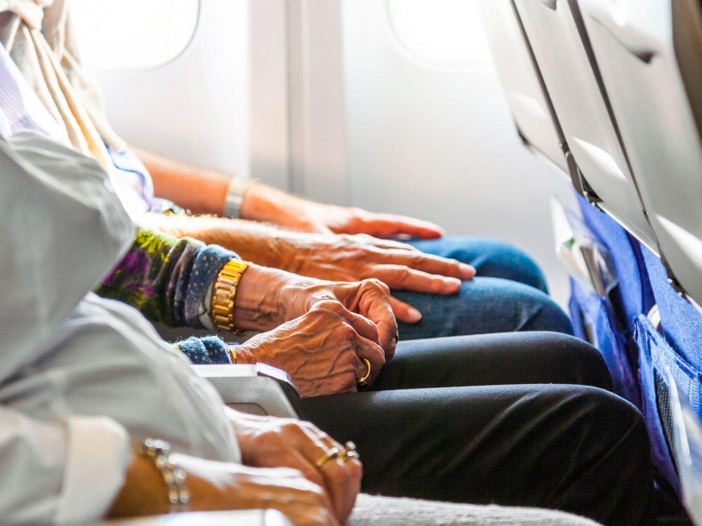 Offbeat indoor laptop arm sense patient