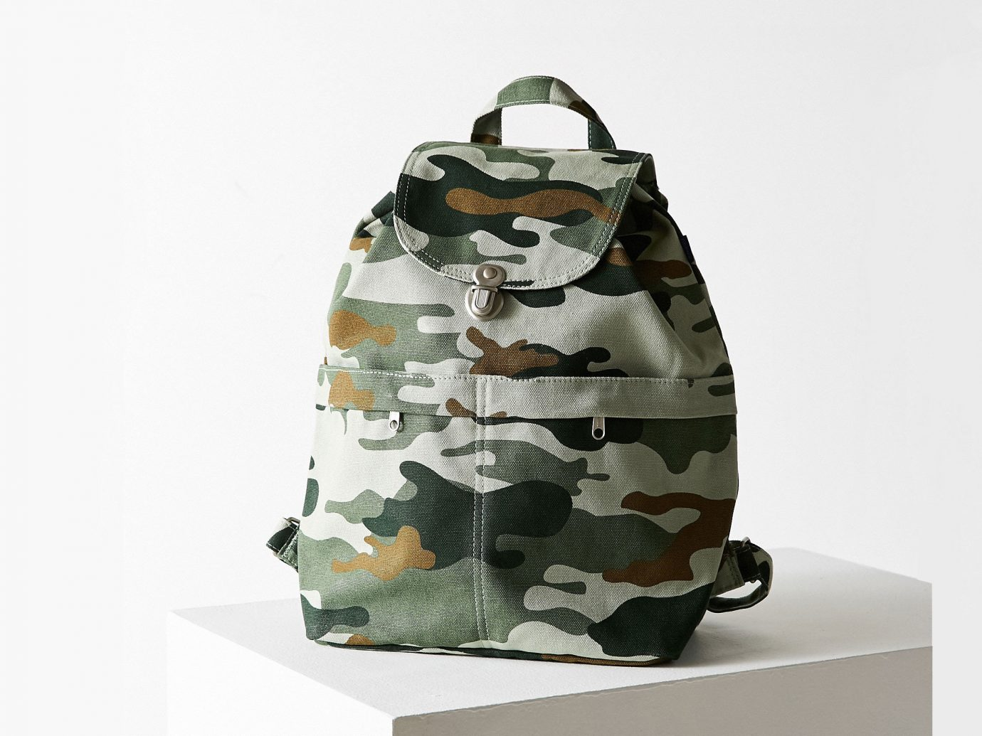 Style + Design product bag backpack chocolate camouflage outerwear