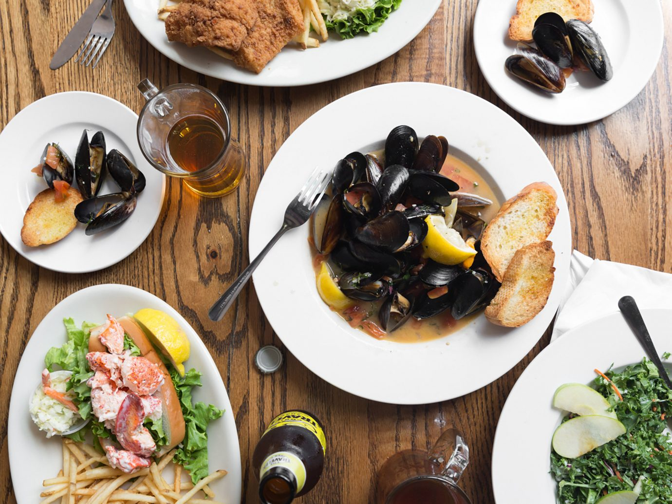 Offbeat Trip Ideas plate food table dish meal mussel cuisine brunch lunch Seafood produce sense different several sliced vegetable piece de resistance