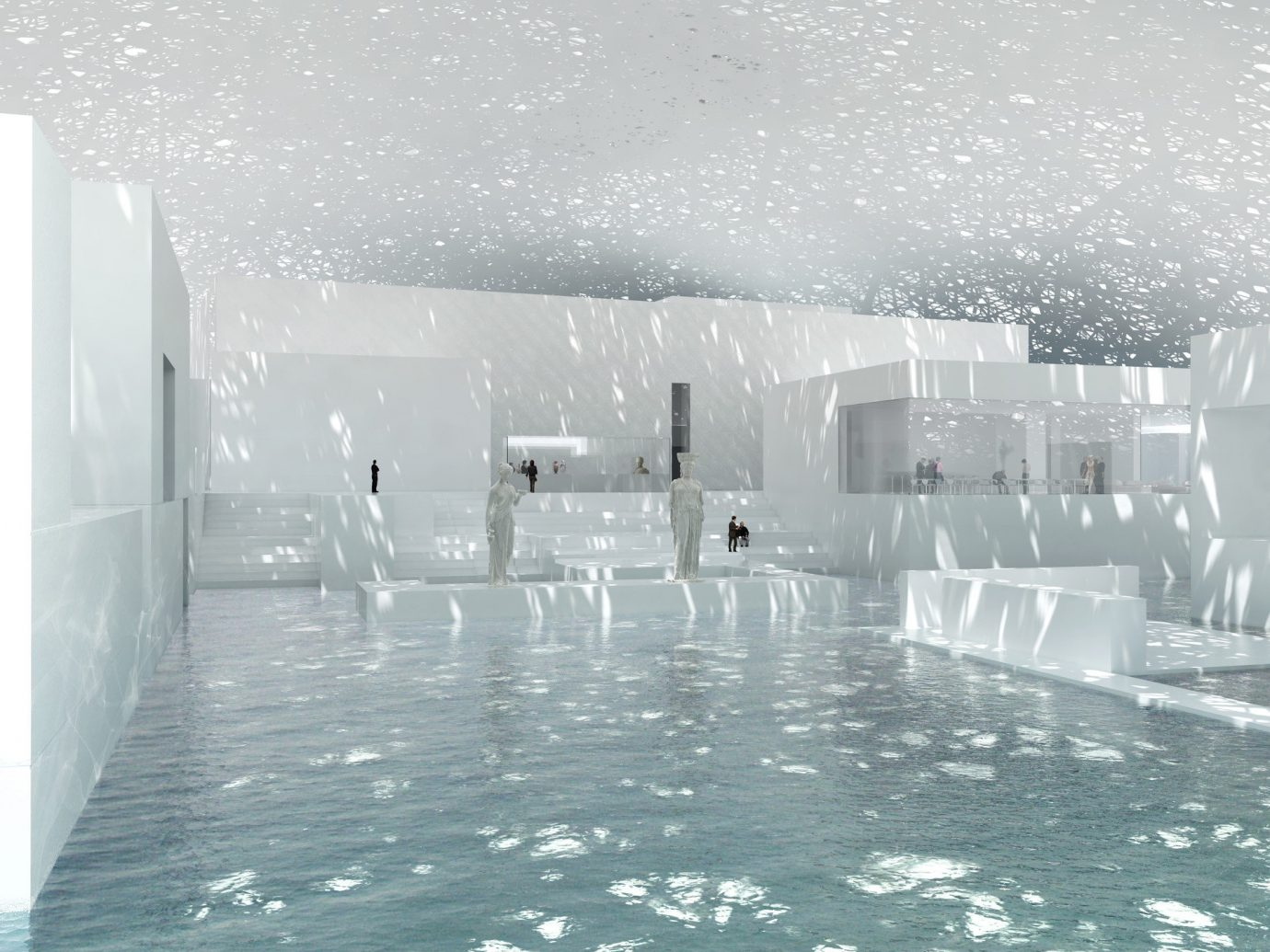 Trip Ideas ice freezing Nature ice hotel swimming pool