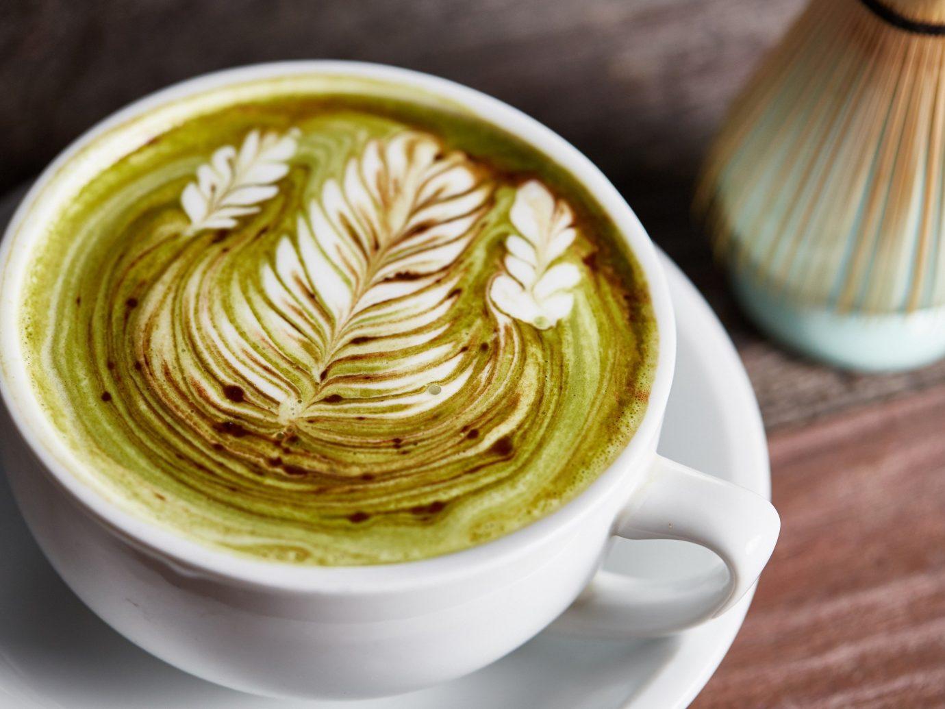 Food + Drink cup coffee food latte Drink dish pastry beverage produce flavor tea close