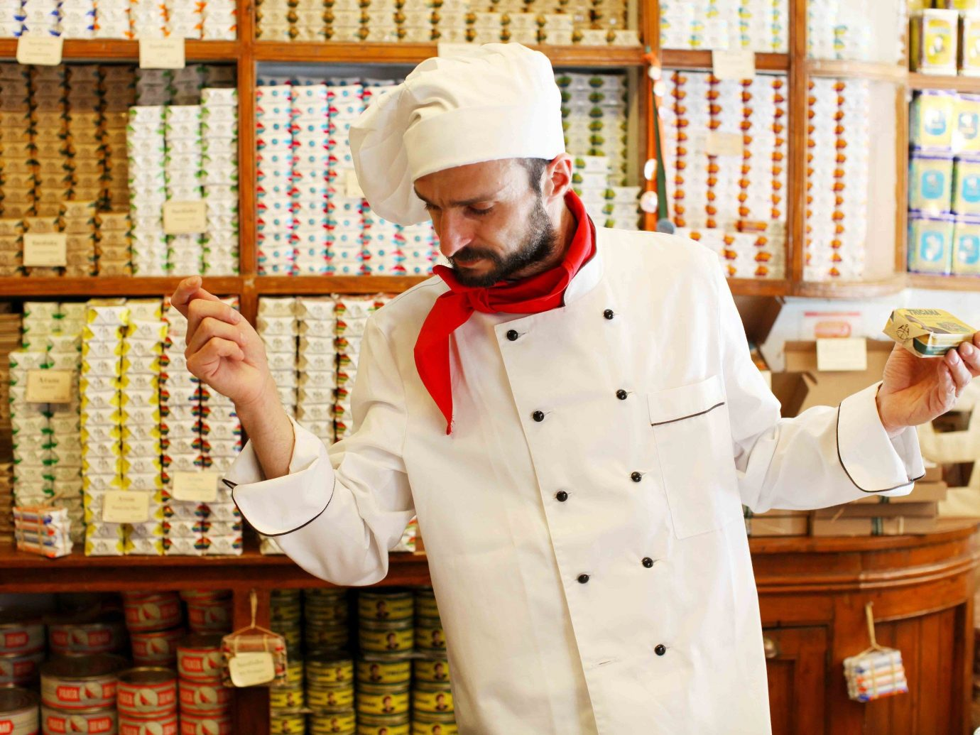 Trip Ideas person indoor cook retail professional grocery store profession pastry chef Shop
