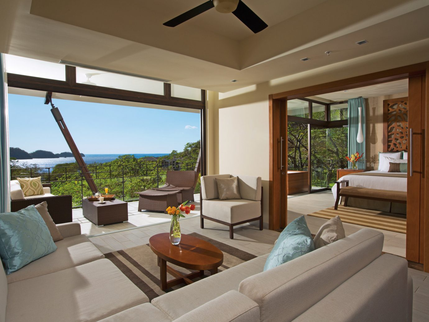 Dreams Las Mareas suite in Guanacaste, Costa Rica