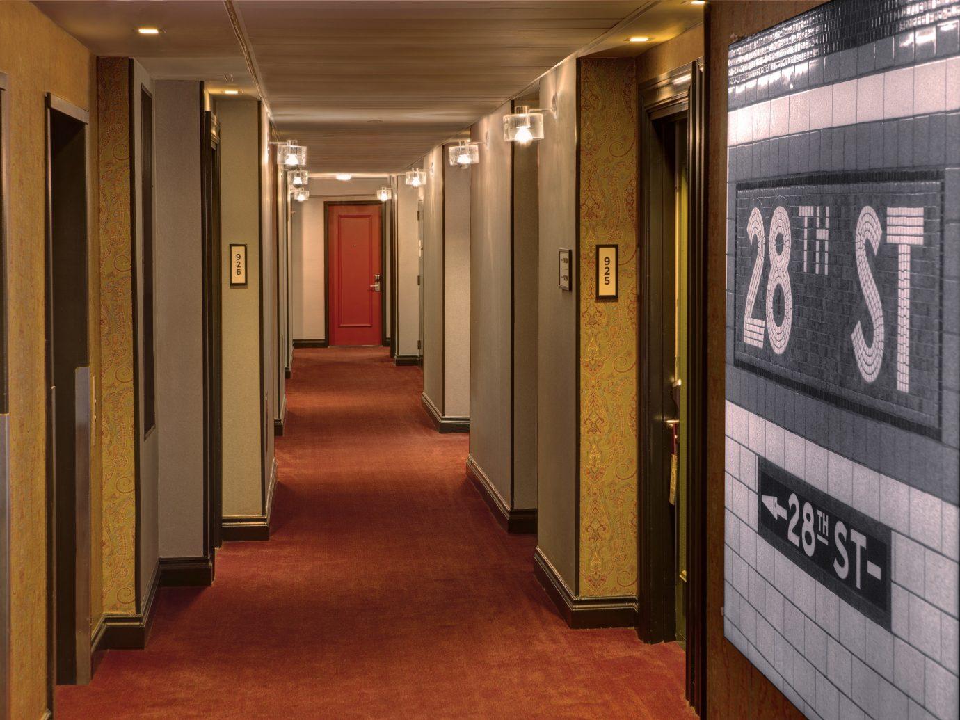 Hotels indoor floor ceiling room interior design hall public transport cabinet subway