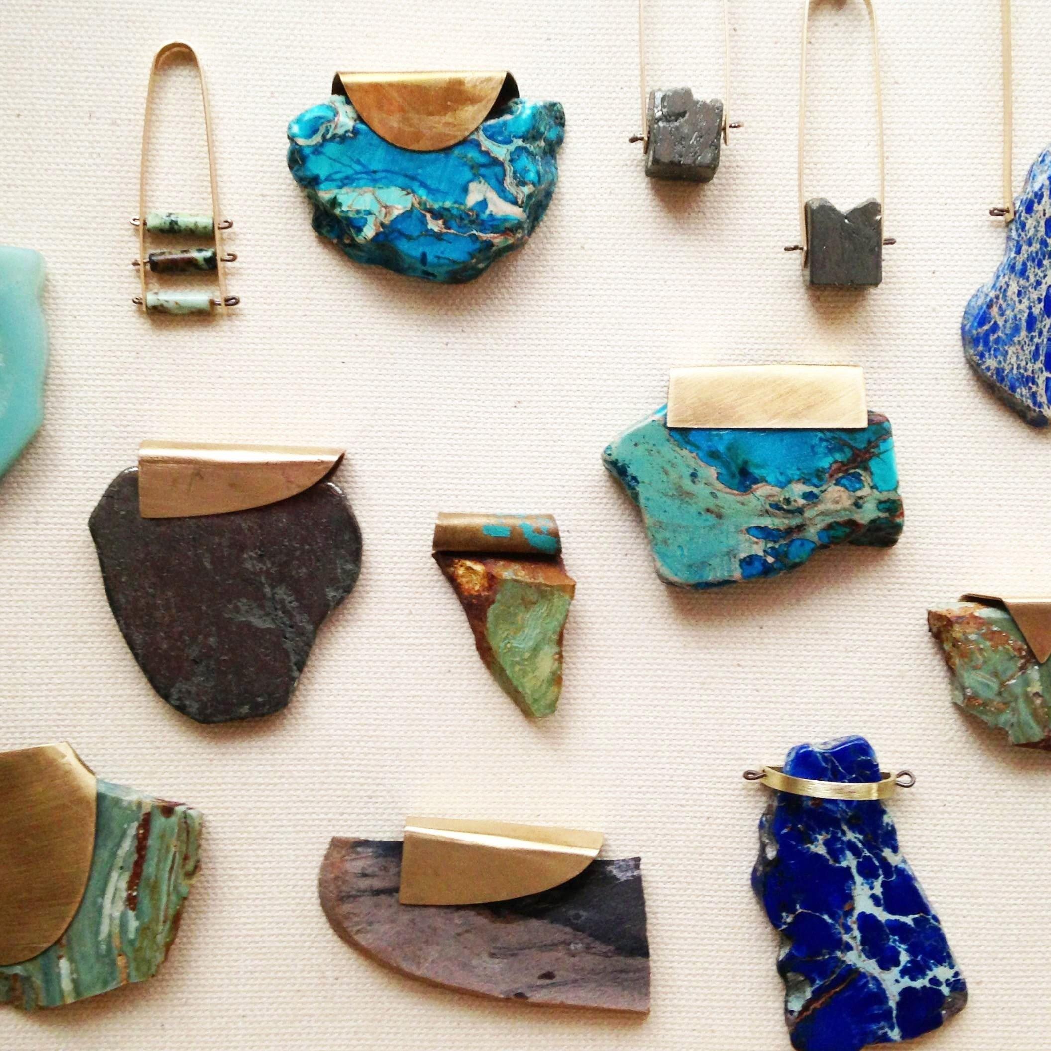 Trip Ideas jewellery earrings fashion accessory art turquoise colored arranged