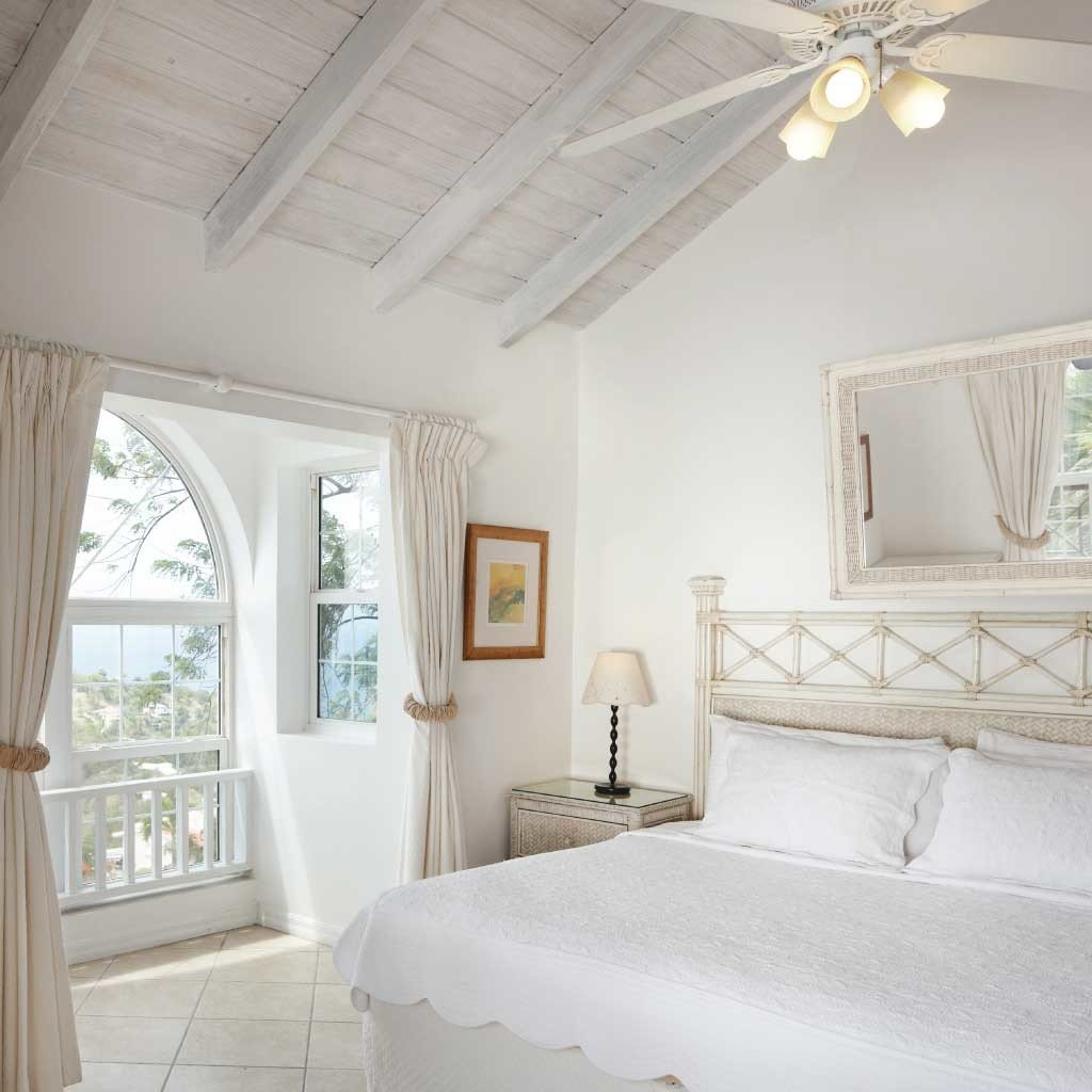 Beachfront Bedroom Boutique Hotels Island Tropical indoor wall window ceiling room property estate living room home interior design cottage floor farmhouse real estate