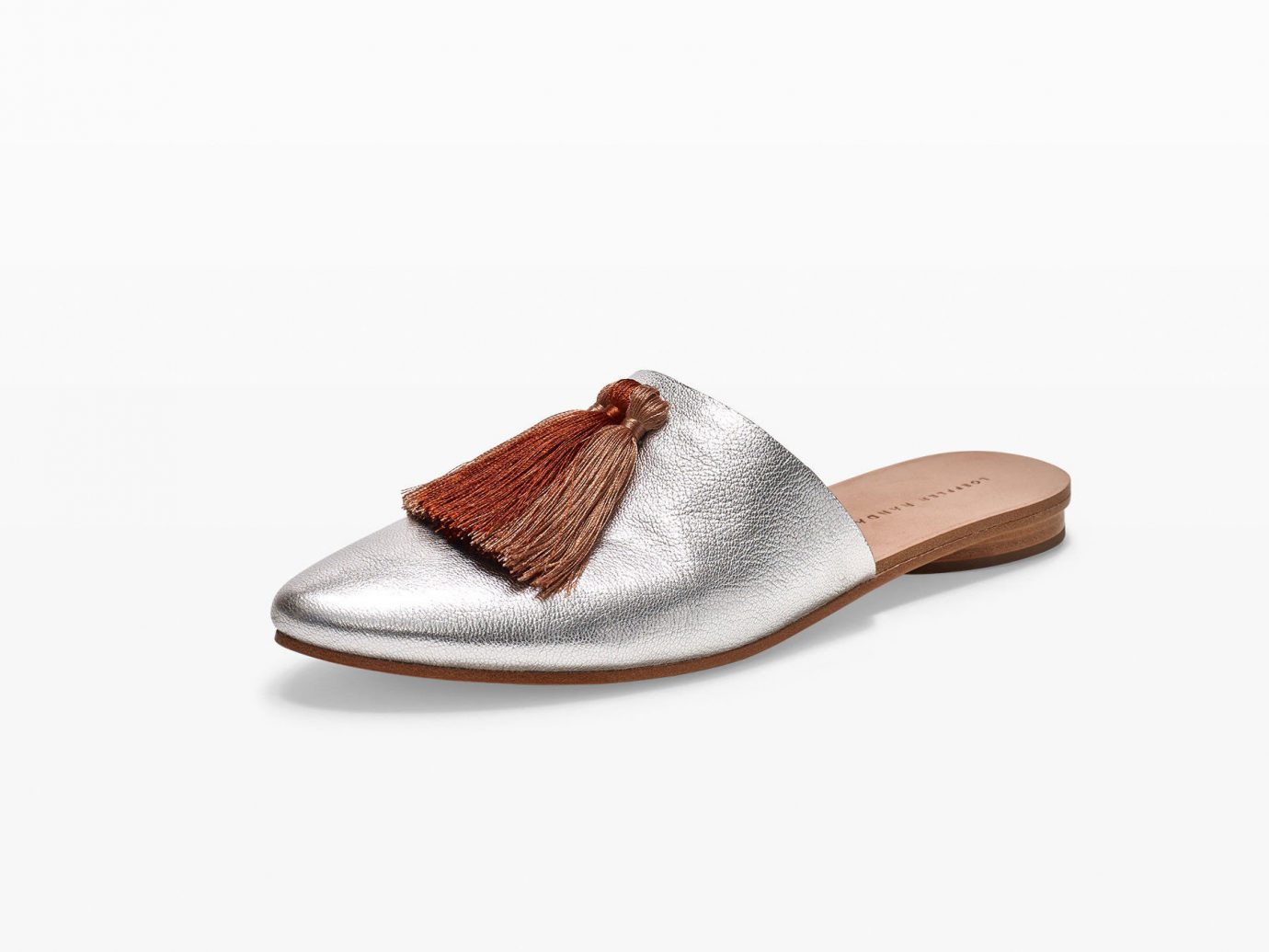 Style + Design footwear shoe brown product leather sandal slipper outdoor shoe textile beige