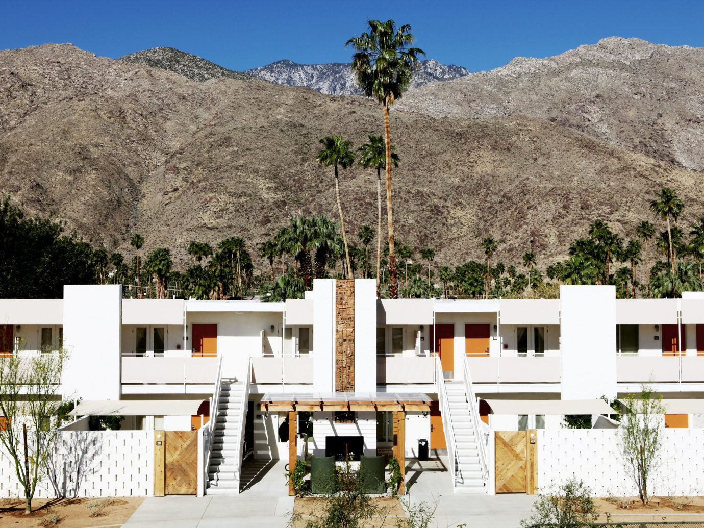 Exterior view of Saguaro Palm Springs