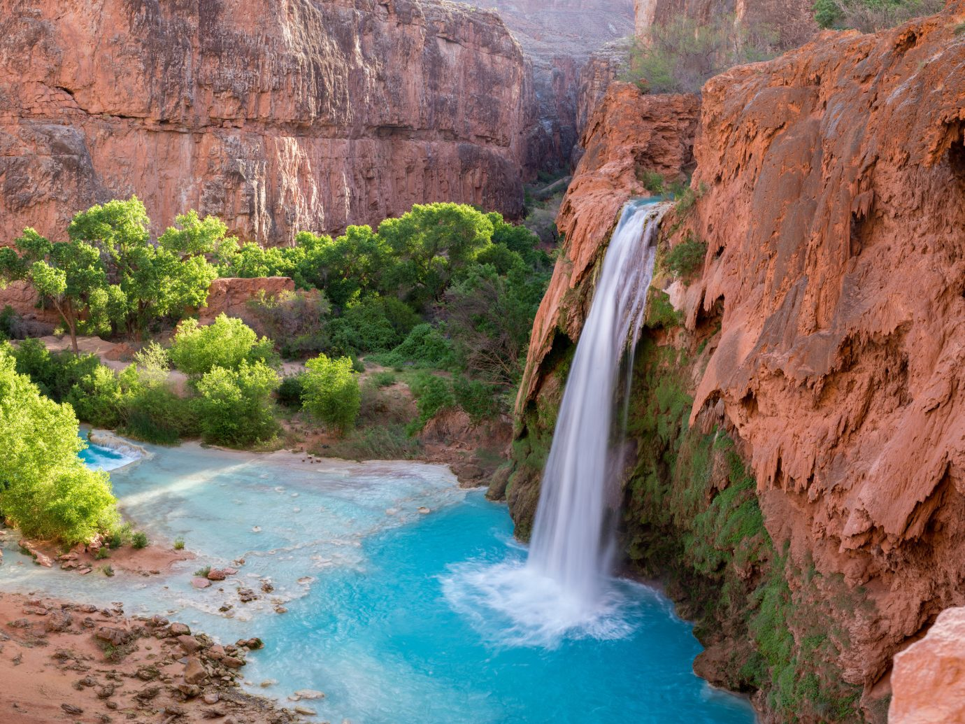 Hotels Natural wonders Scenic views Trip Ideas valley mountain canyon Nature rock outdoor landform geographical feature body of water River wadi rocky water feature cliff Waterfall terrain formation stone