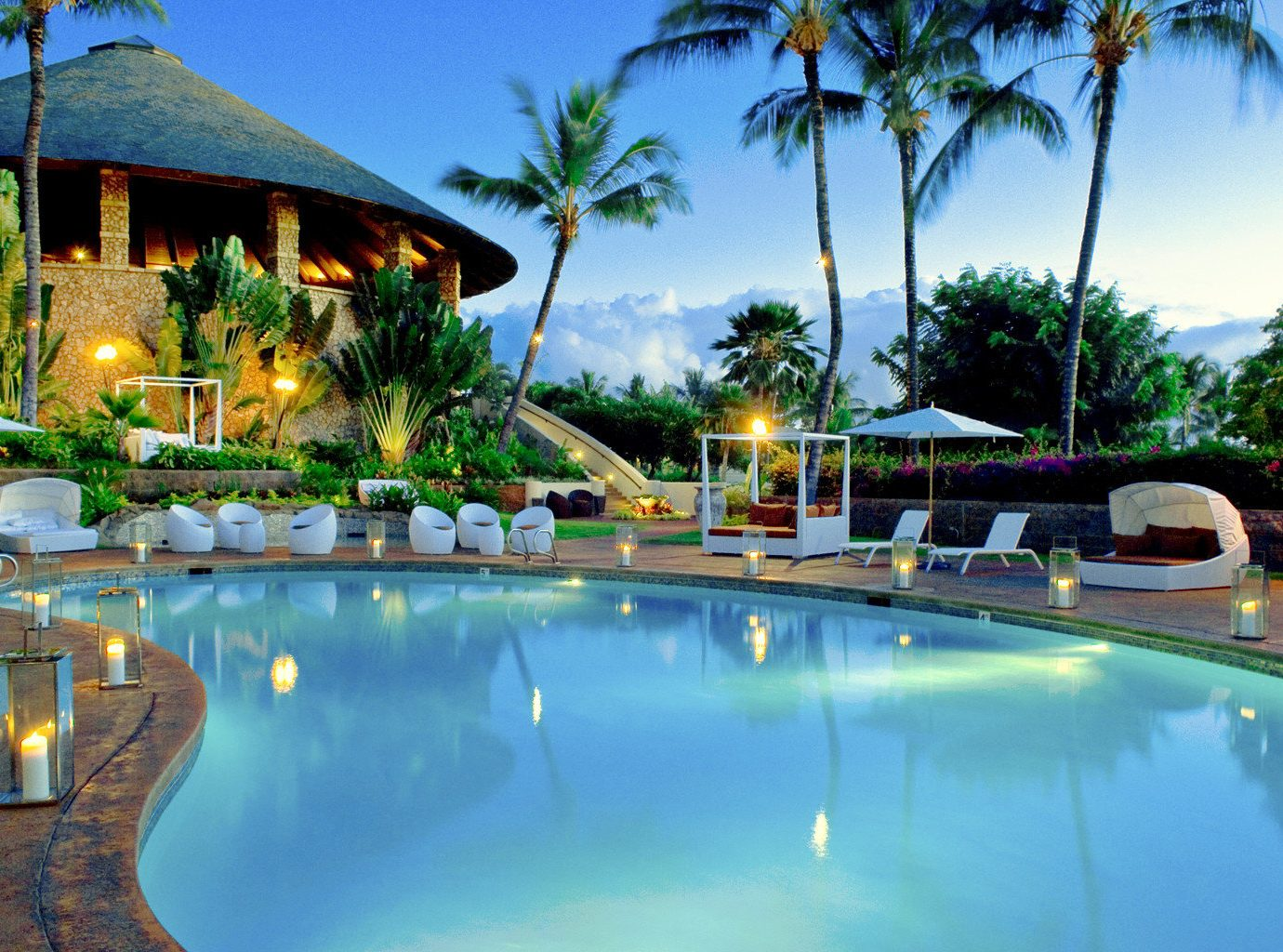 Beach Boutique Hotels Hotels Luxury Travel Romance tree sky outdoor swimming pool Resort leisure property estate vacation resort town Villa real estate eco hotel lined