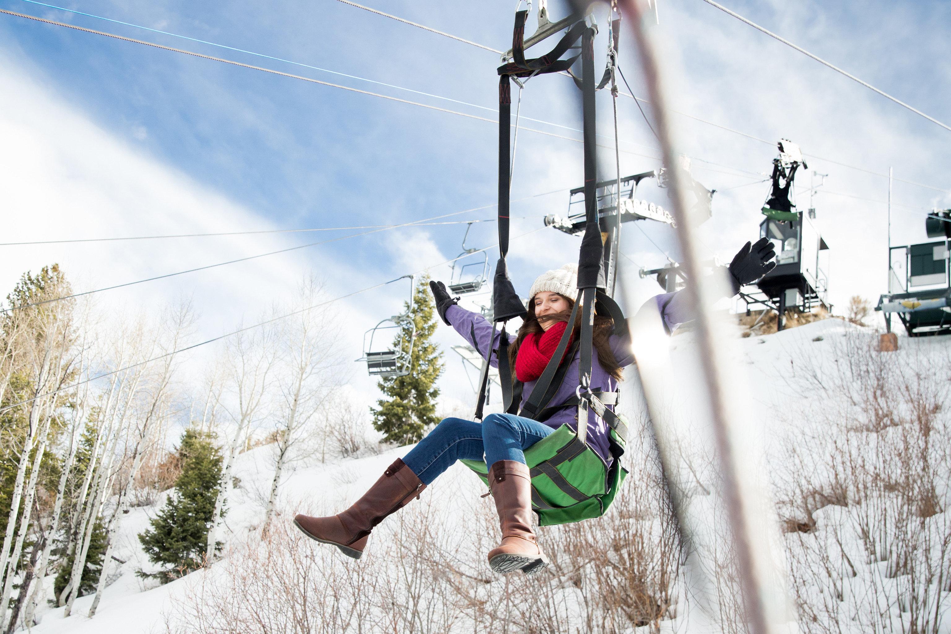 Trip Ideas outdoor sky snow Winter weather Ski ski equipment ski tow sports extreme sport jumping winter sport mast wind slope