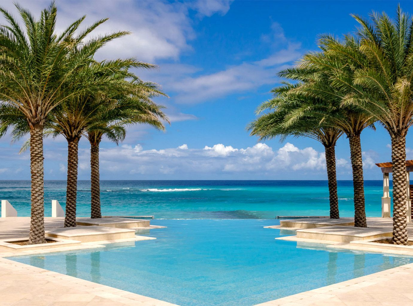 Infinity Pool At The Zemi Beach House Resort And Spa In Anguilla