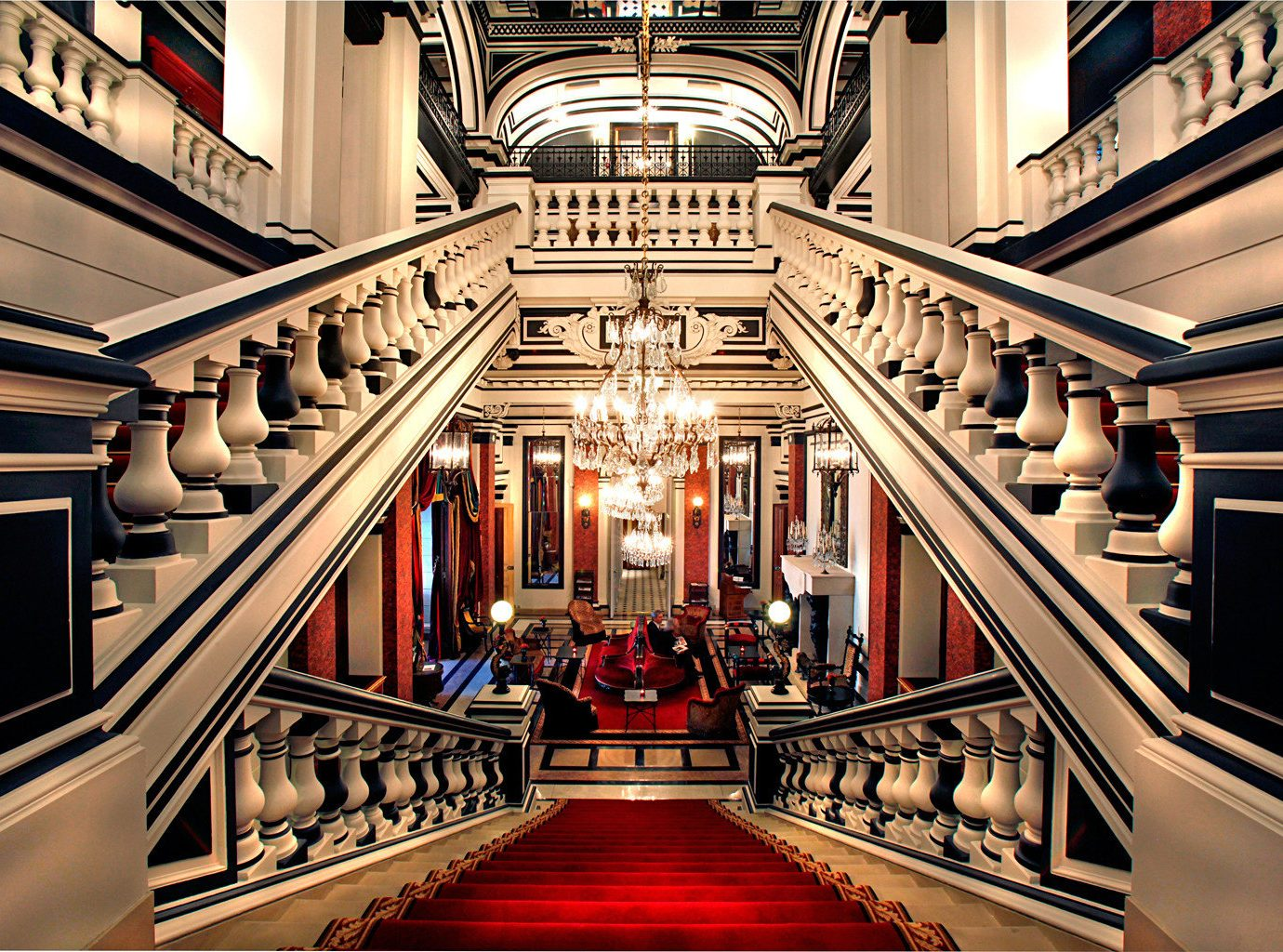City Elegant France Historic Hotels Lobby Paris Romantic indoor symmetry hall