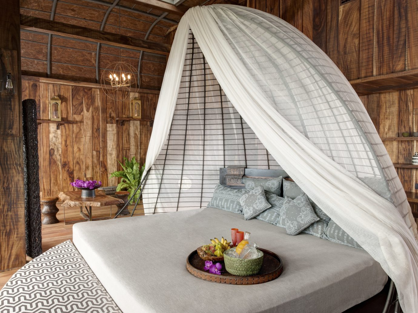 Bedroom at Keemala, Phuket, Thailand