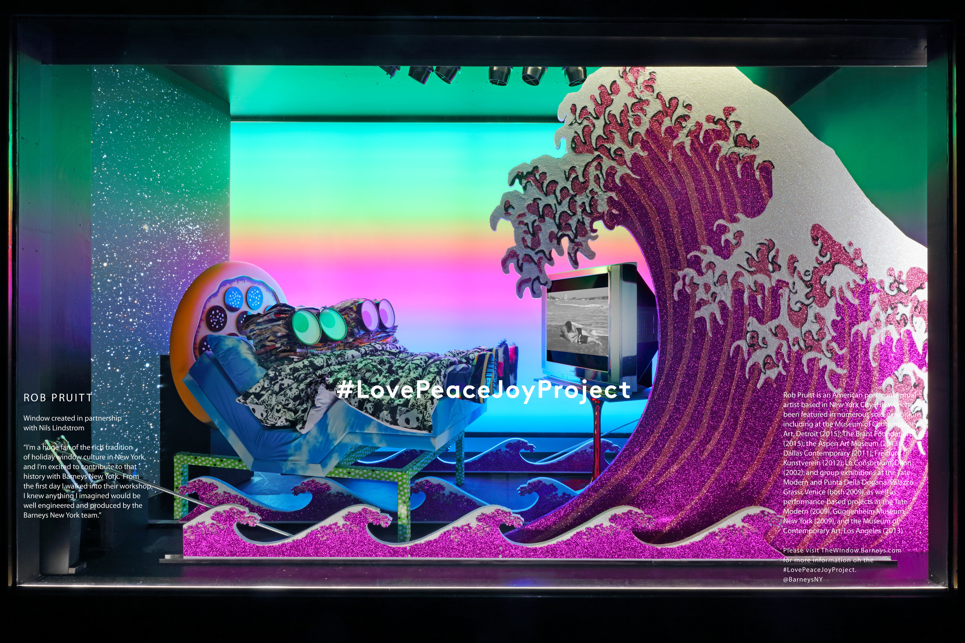 Trip Ideas color indoor display device display electronics art signage screenshot computer electronic signage illustration modern art flat panel display colorful painted picture frame