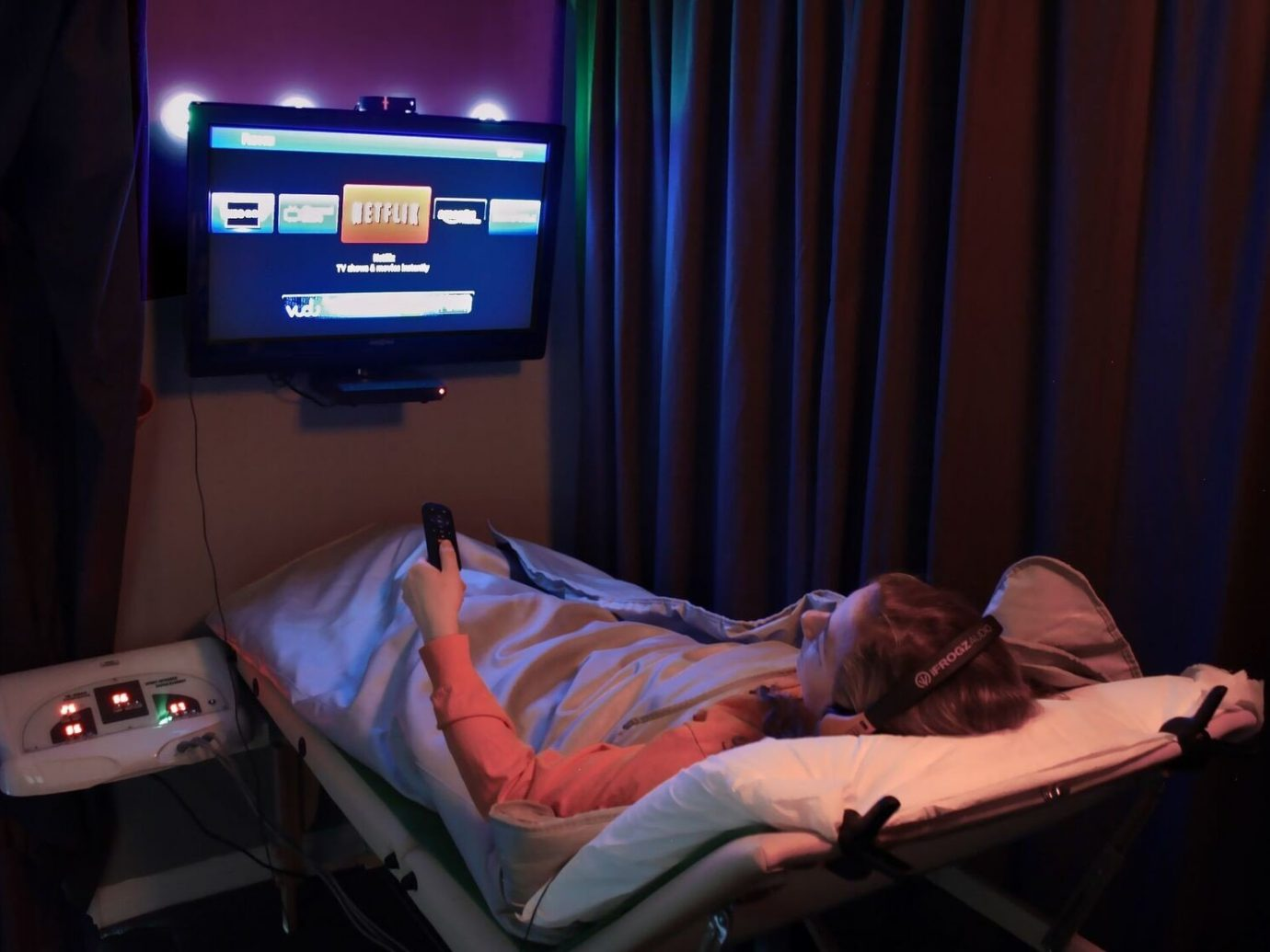 Health + Wellness Spa Retreats Trip Ideas indoor curtain room screenshot