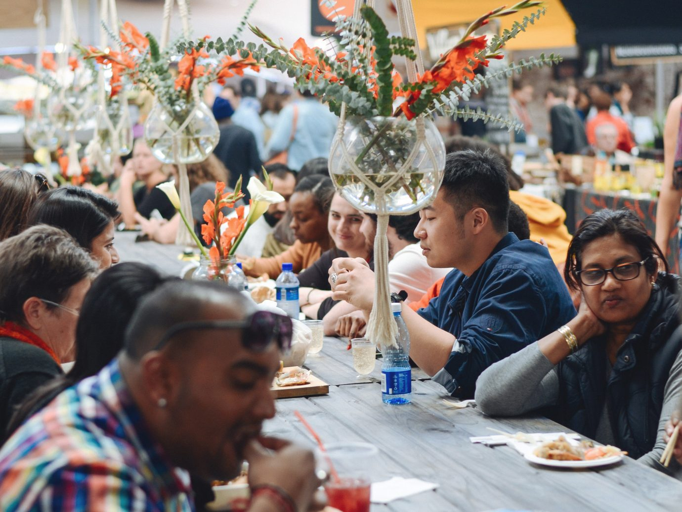 Food + Drink person crowd people scene festival