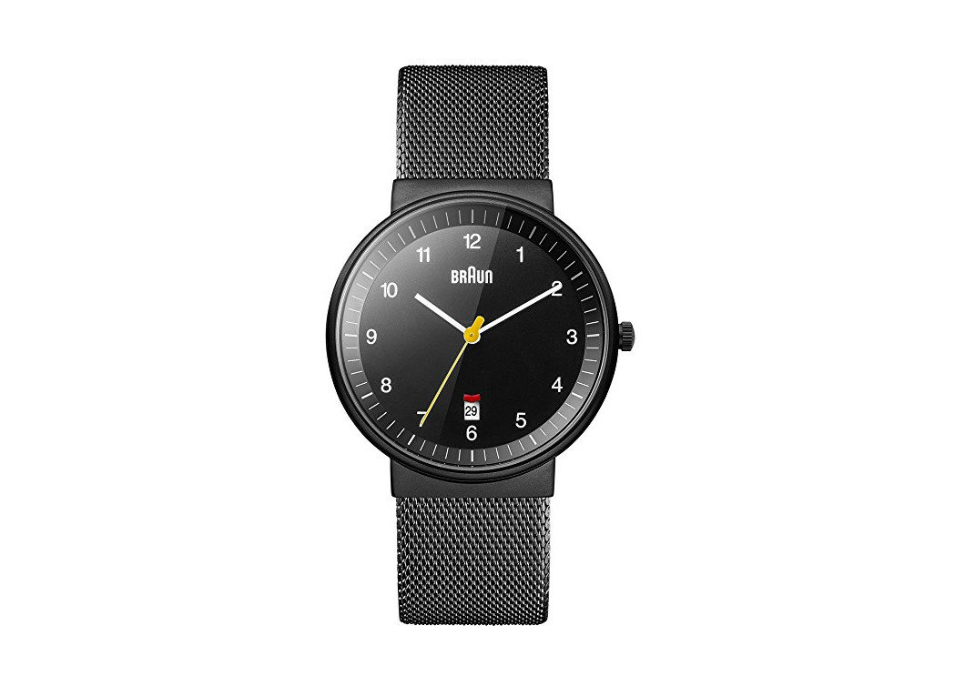 shopping Style + Design watch watch accessory black watch strap product product design hardware strap brand