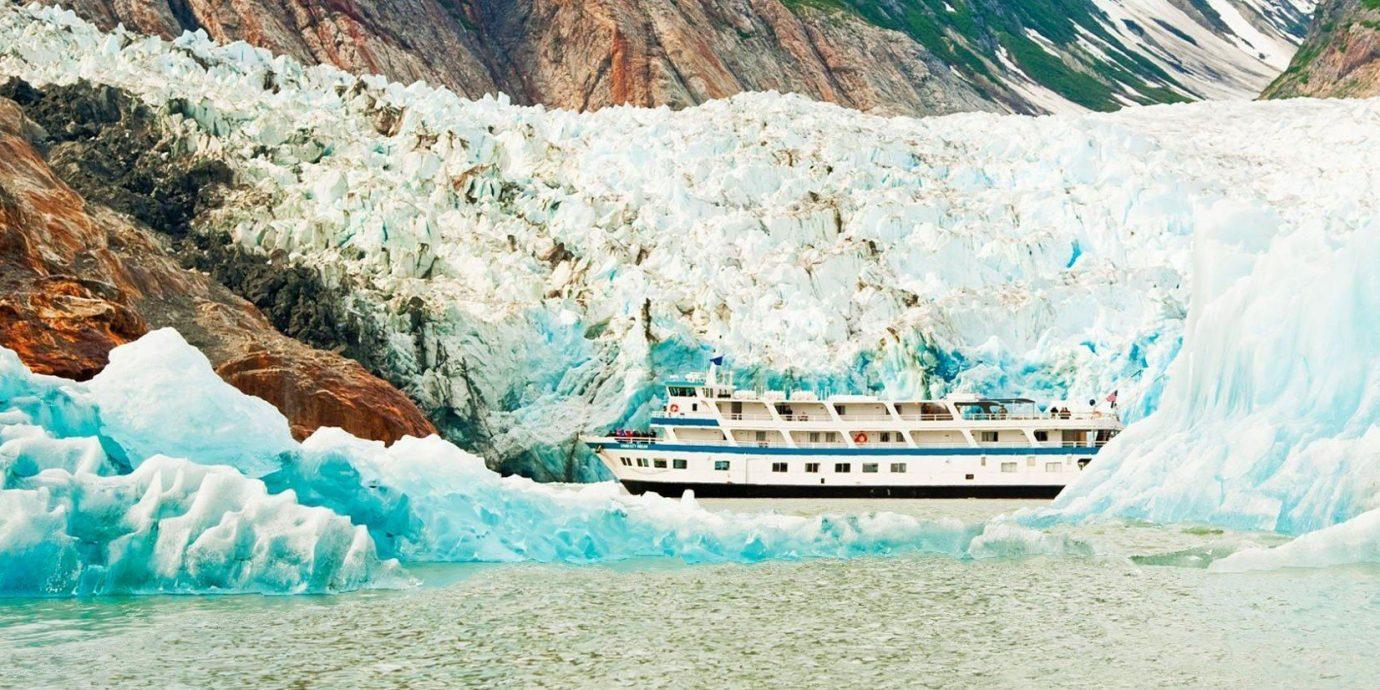 Trip Ideas Nature mountain outdoor ice landform geographical feature valley glacier glacial landform formation