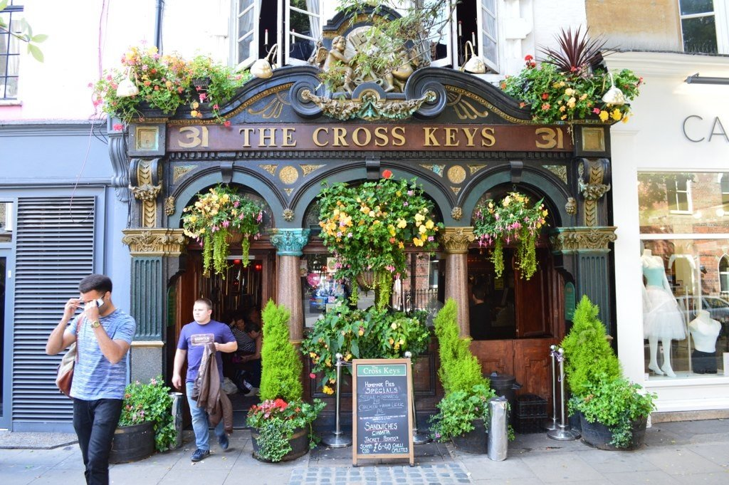 Food + Drink outdoor floristry restaurant plant stone