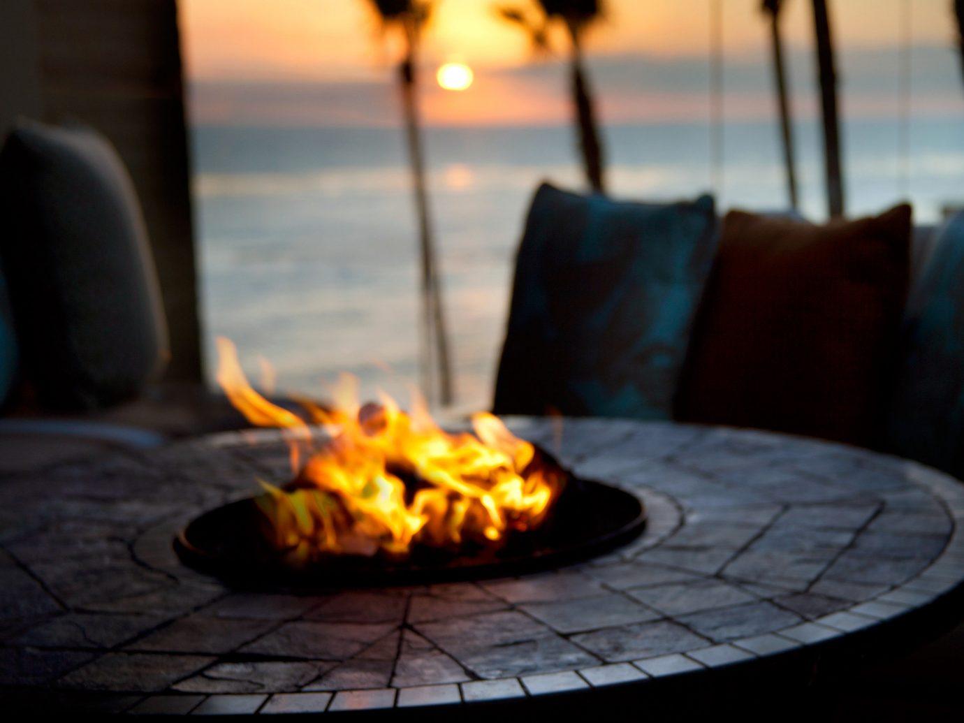 Firepit Hotels Lounge Outdoor Activities Outdoors indoor lighting