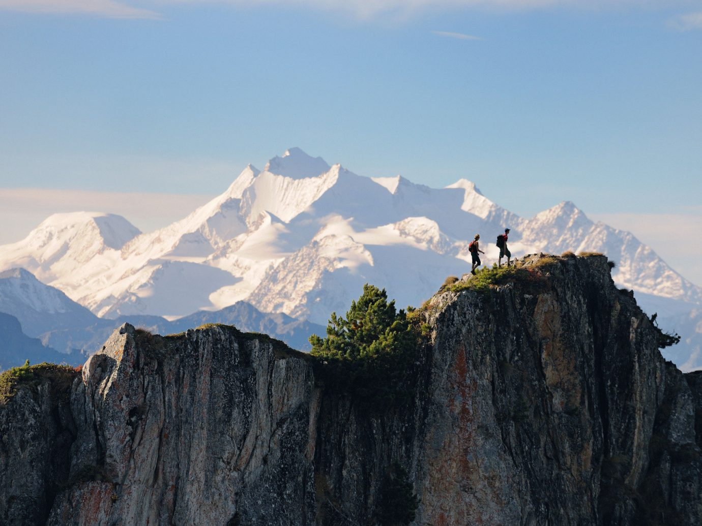 hike Mountains Nature Offbeat Scenic views mountain sky outdoor snow mountainous landforms mountain range landform geographical feature wilderness ridge alps cloud rock Adventure landscape cliff mountaineering terrain summit canyon walking geology national park overlooking distance hillside