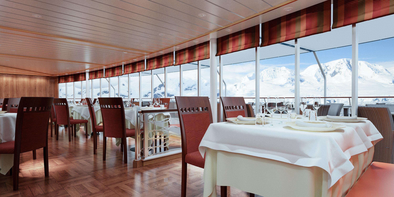 Cruise Travel Luxury Travel Trip Ideas floor indoor chair restaurant room window ceiling interior design real estate table area furniture several