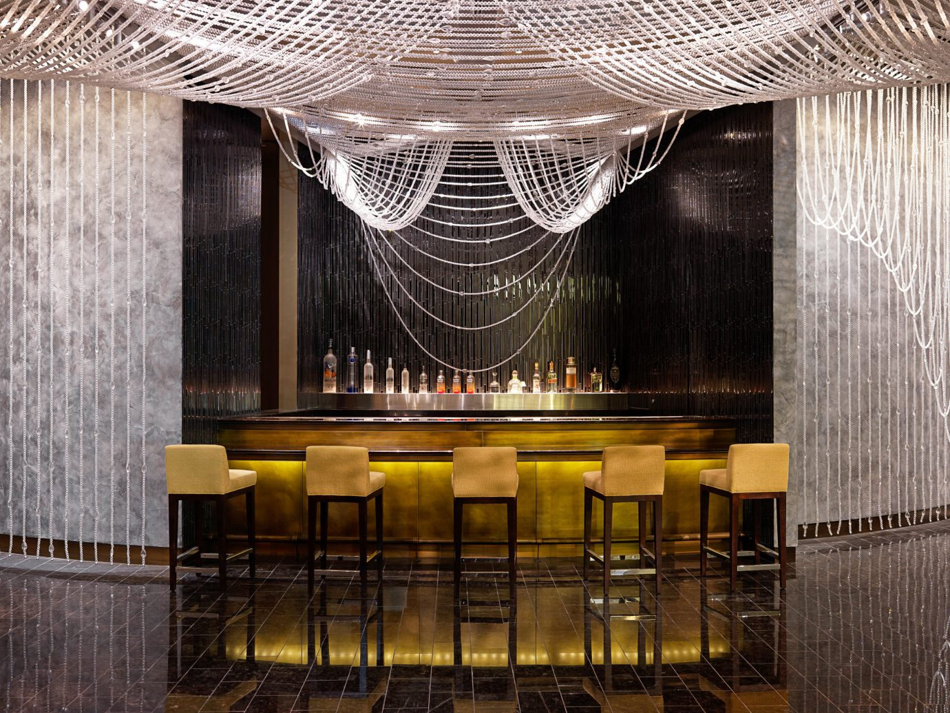 Bar City Design Drink Hotels Resort Trip Ideas Architecture interior design lighting ceiling stage wood window covering Lobby