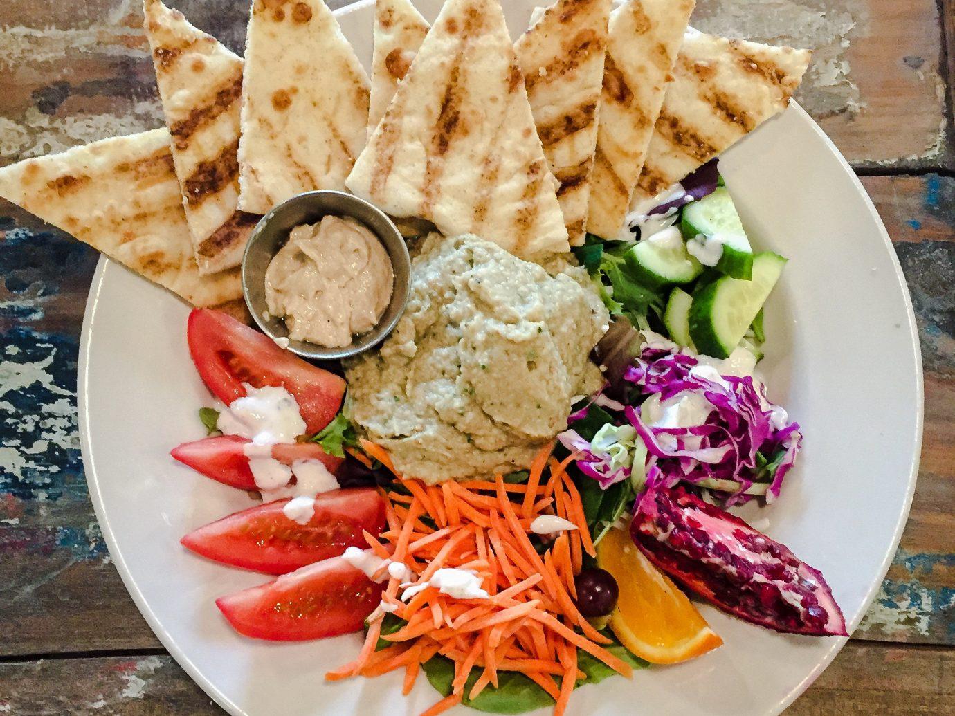 Trip Ideas plate food table dish meal cuisine lunch fish slice produce Seafood meat salad thai food breakfast