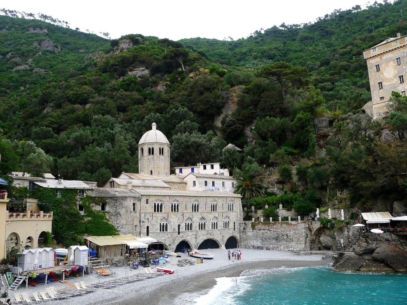 Italy Trip Ideas tree Coast hill station tourism water City River sky mountain Village building bay
