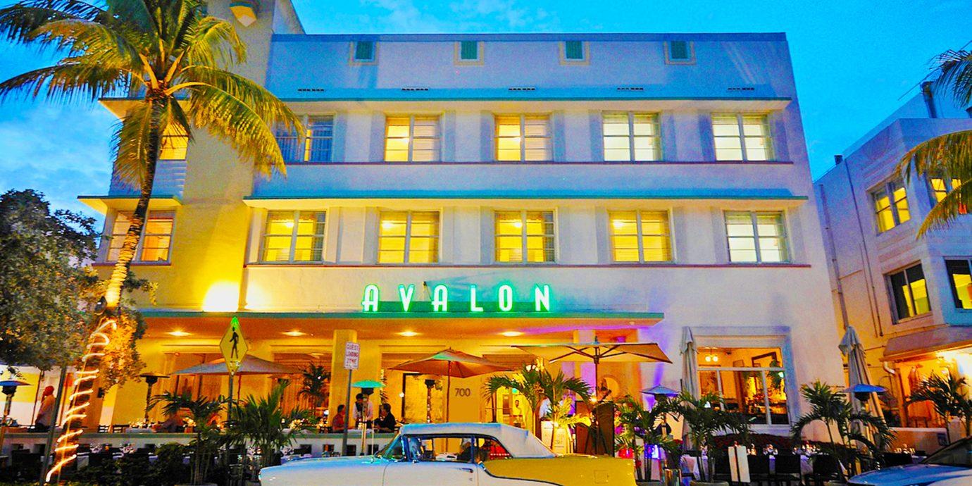 Avalon Hotel Miami Beach, FL