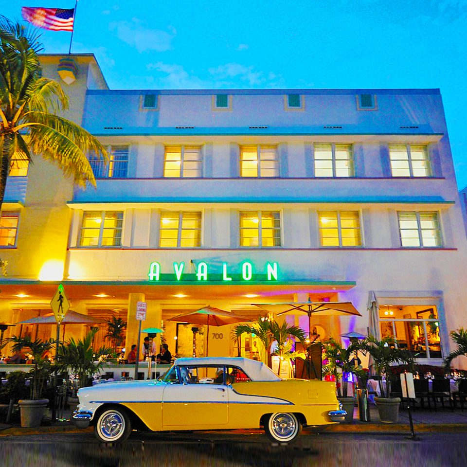 Avalon Hotel Miami Beach, FL