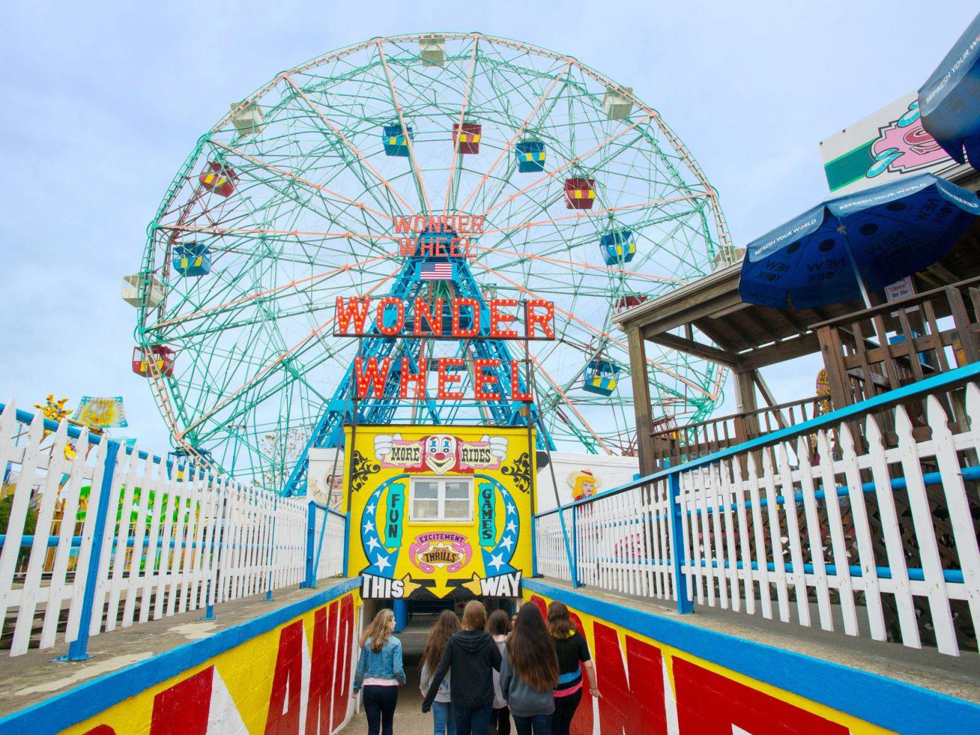 Trip Ideas sky amusement park outdoor amusement ride park ferris wheel leisure fair roller coaster recreation outdoor recreation colorful nonbuilding structure tourist attraction Carousel festival ride