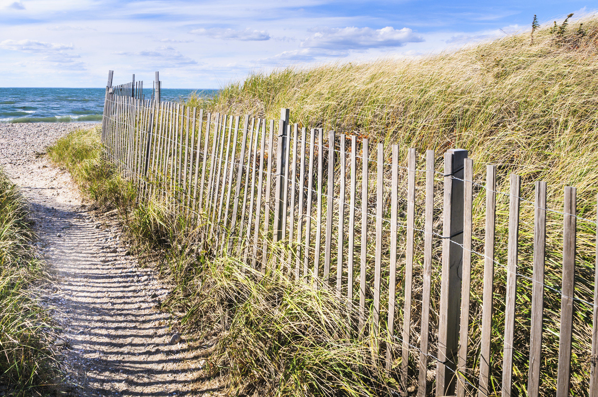 Trip Ideas Fence sky outdoor grass habitat agriculture natural environment ecosystem tree walkway grass family field wetland outdoor structure home fencing Coast shrub marsh overlooking