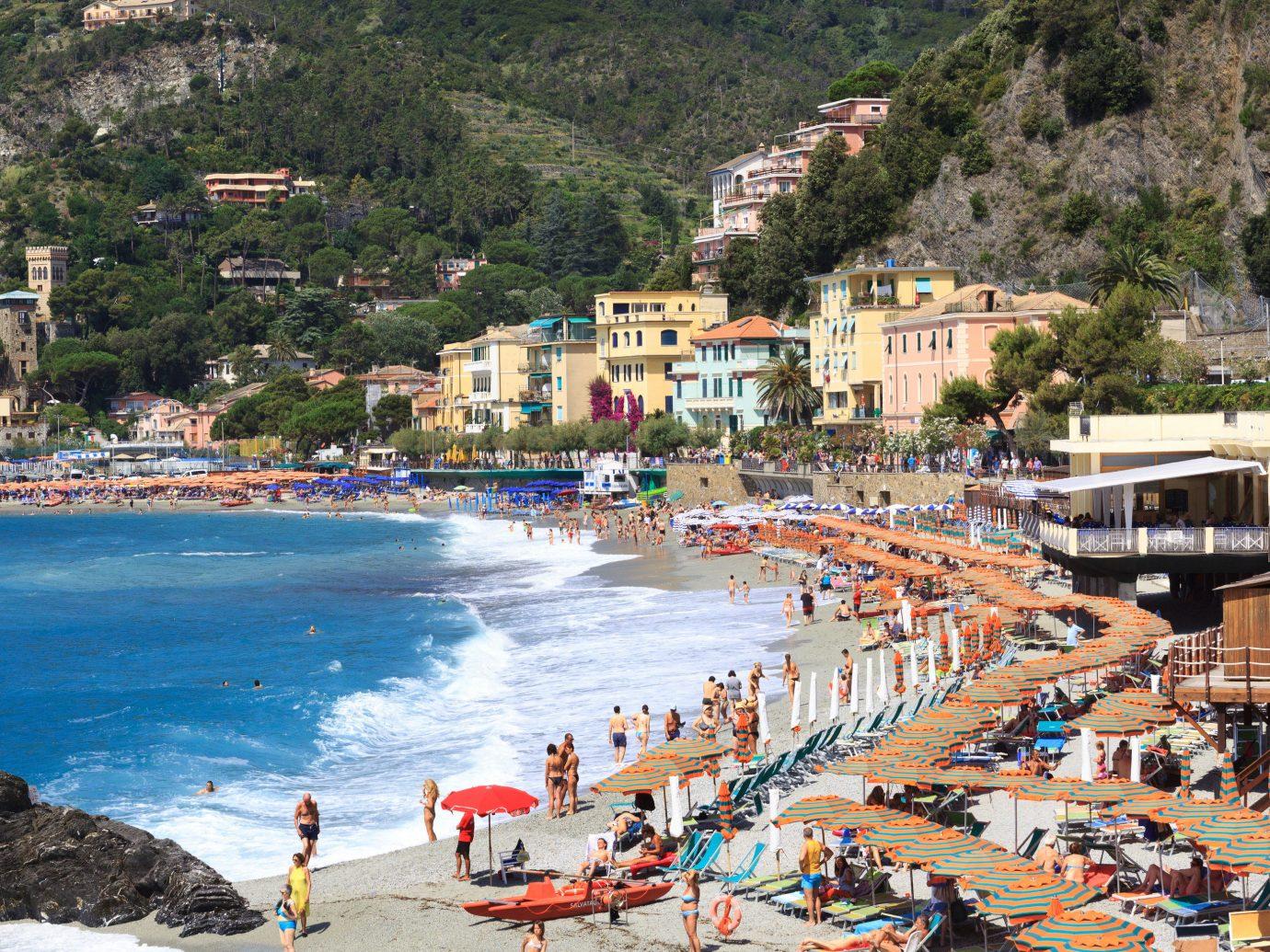 Budget outdoor scene mountain Beach Harbor Town body of water Sea vacation Coast bay Resort marina several
